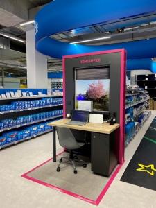 Smart Home Station im Euronics XXL-Markt