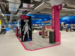 Telekom Shop-in-Shop im Euronics XXL in Bremen