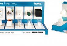 Teststationen für Smart-Home-Produkte von Hama