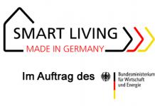 Wirschaftsinitiative Smart Living Logo