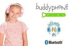 Buddyphones Play - Kinder-Kopfhörer von OnAnOff