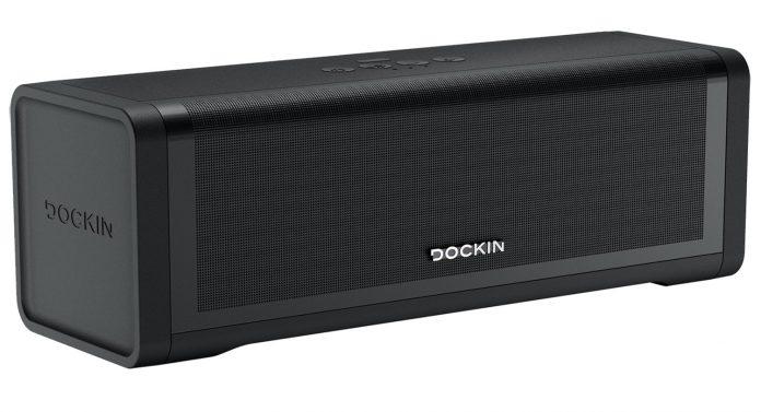 Dockin D-Fine-2 portabler Stereo-Lautsprecher