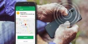 GPS Response by Doro