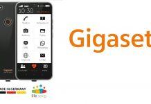 GS4 senior von Gigaset