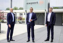 Gruppenfoto expert-Vorstand
