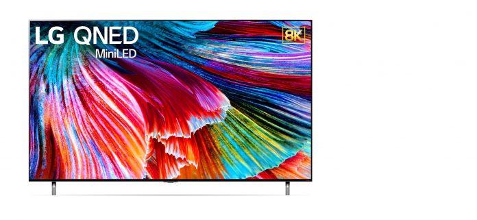 LG 8K QNED Mini LED TV