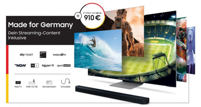 Samsung Made for Germany 2021