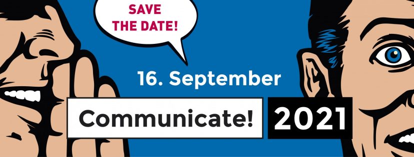 Communicate! 2021