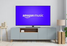 Amazon Music auf Vestel TVs