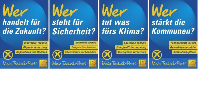 telering Kampagne zur Bundestagswahl 2021
