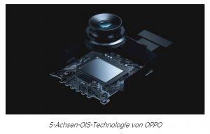 5-Achsen-OIS von Oppo