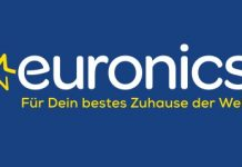 Euronics Logo mit Claim