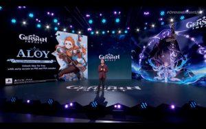 Präsentation auf der gamescom Opening Night Live 2021