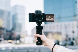 Sony APS-C-Kamera ZV-E10