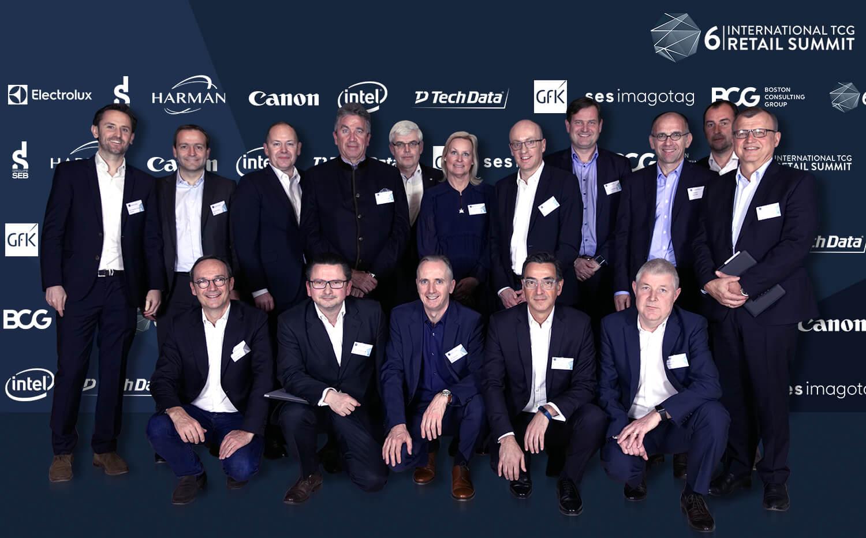 Teilnehmer am TCG Summit 2019