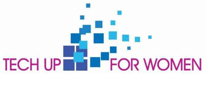 Tech Up For Women Logo