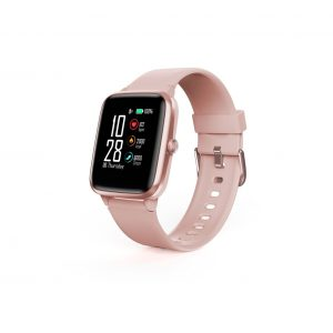 Hama Fit Watch 5910 in Rosé