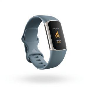Fitness- und Gesundheitstracker Charge 5 von Fitbit