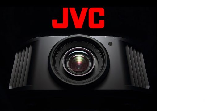 JVC DLA Laser-Projektor