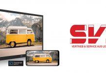 Nokia TV im Vertrieb von SVS