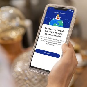 PayPal Generosity Network