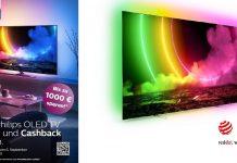 Philips OLED TV Cashback-Aktion
