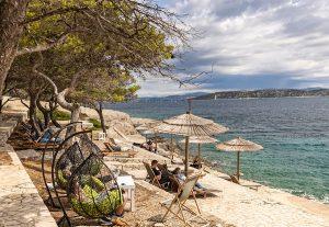 Wertgarantie - Mediterranes Flair gehört zur Profi-Tour und zu Obonjan dazu