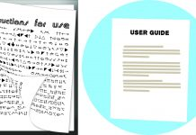 instructions for use + user guide