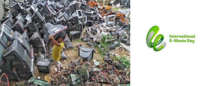 Elektroschrott - International E-Waste Day