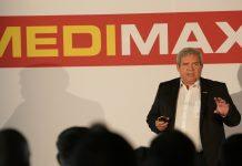 Friedrich Sobol auf Medimax Unternehmertagung 2021