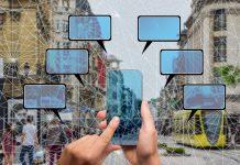 Kommunikation mit dem Smartphone