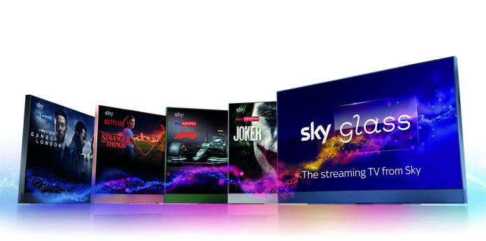 Streaming-TV Sky Glass