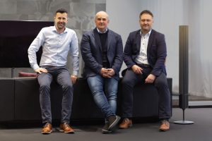 Loewe Management - CTO Thomas Putz, CEO Aslan Khabliev, COO Christian Alber