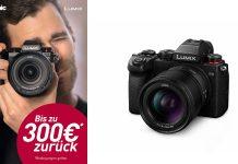Lumix S Cashback-Aktion