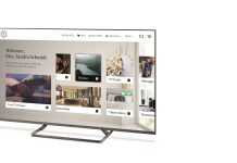 Panasonic Lösung für Hotel-TV und Hospitality