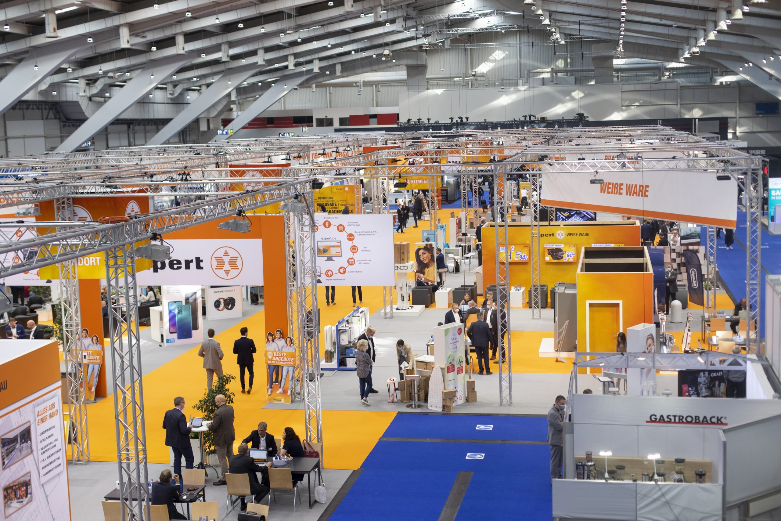 expert JHV 2021 in Hannover